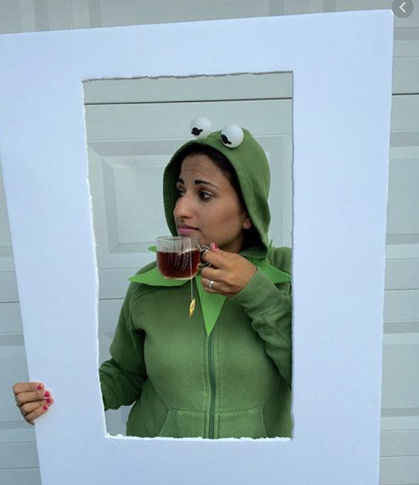 But That's None of My Business Meme Halloween Costume