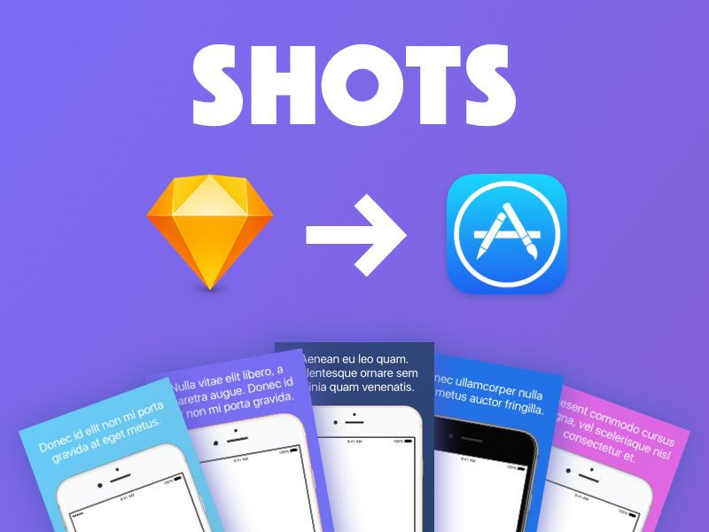 App Store Screenshot mockup templates in PSD and Sketch. And how to make good ones.