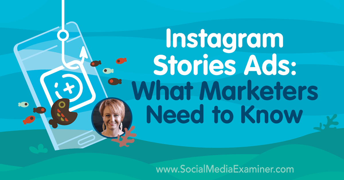 Instagram Stories Ads: What Marketers Need to Know : Social Media Examiner