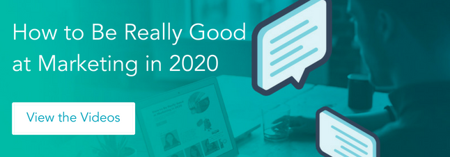 How to Be Really Good at Marketing in 2020