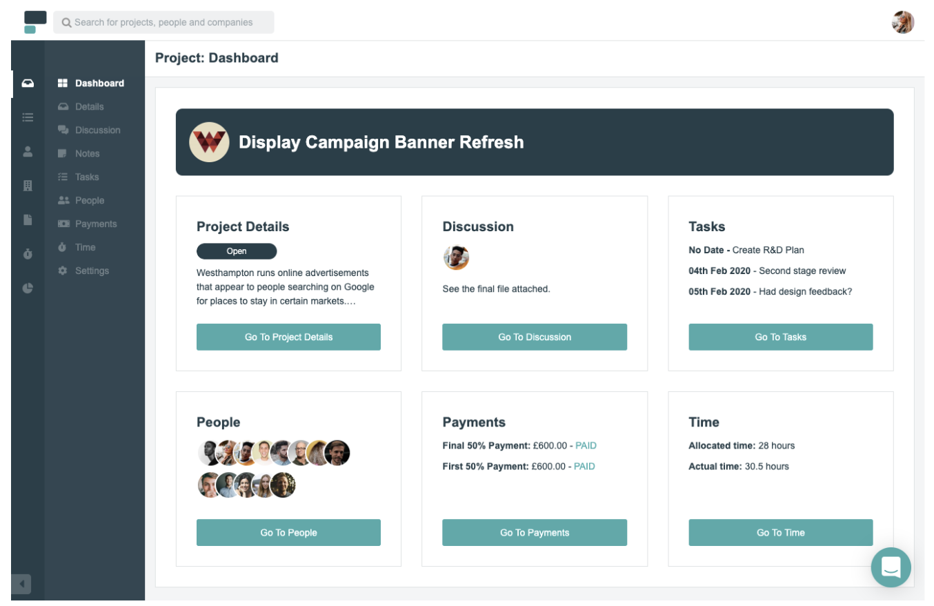 projectco-free-project-management