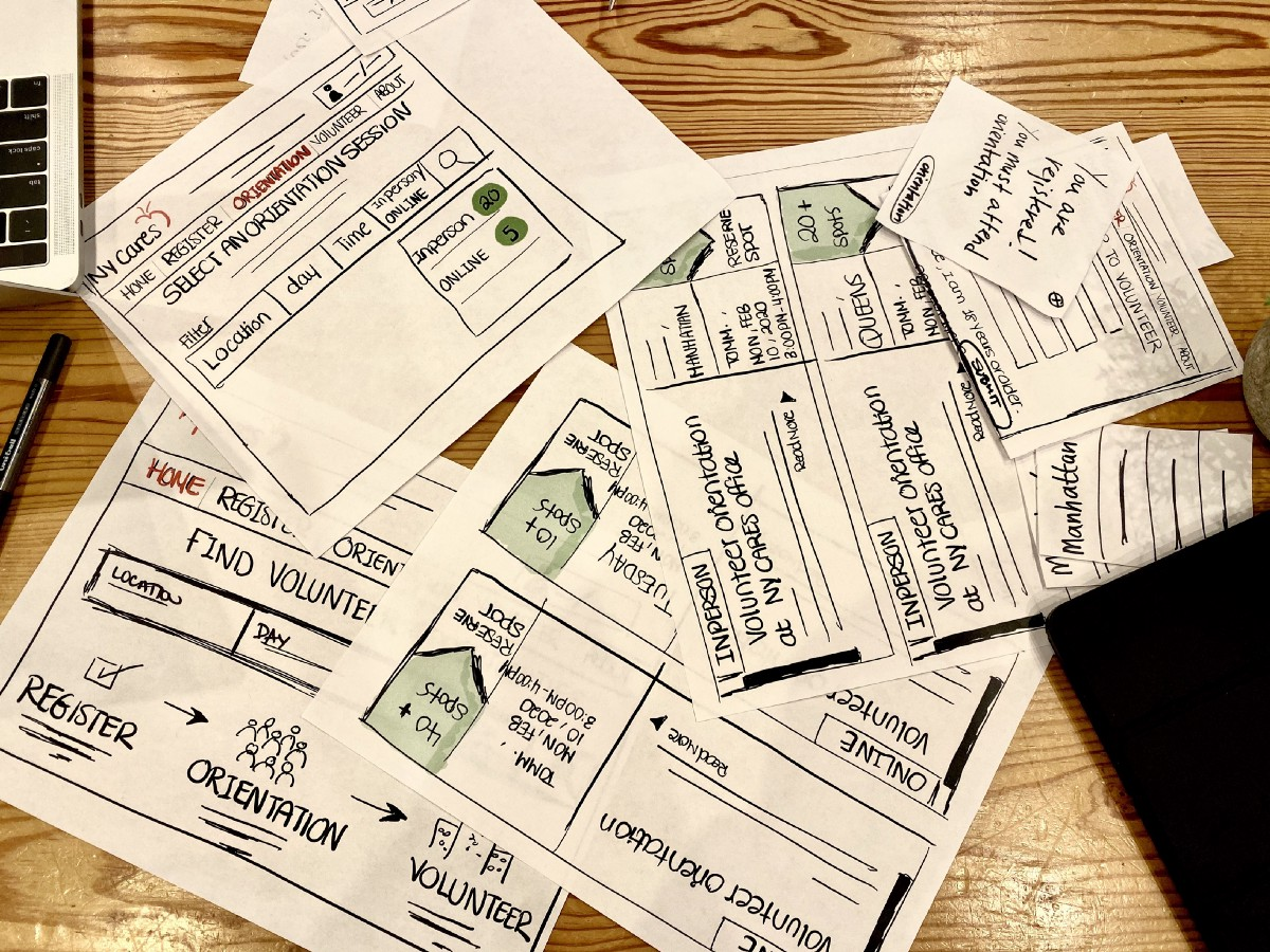 Case Study: The Importance of Paper Prototyping