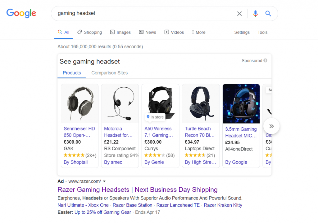 Razer - Analyse A Real PPC Campaign