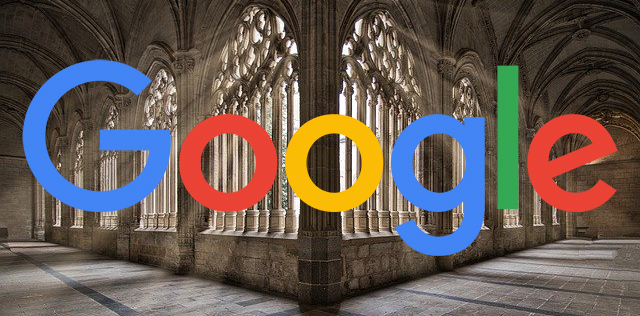 Google Search Testing Boxes With Shadows