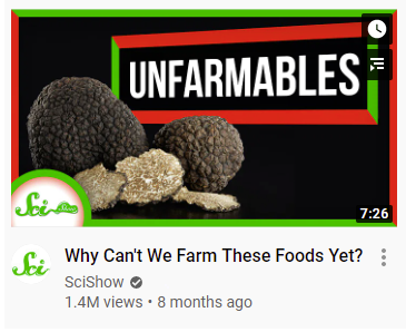 """YouTube video image for """"Unfarmables"""""""