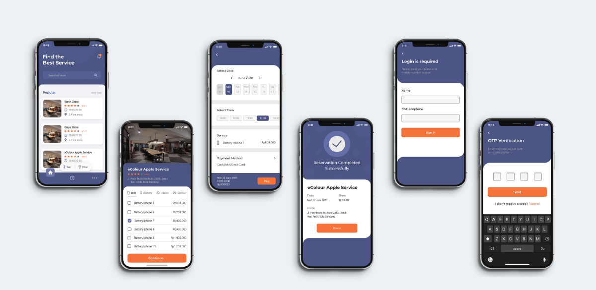 Service-In — a UX Case Study. Introduction | by Ilham maulana | Jul, 2020