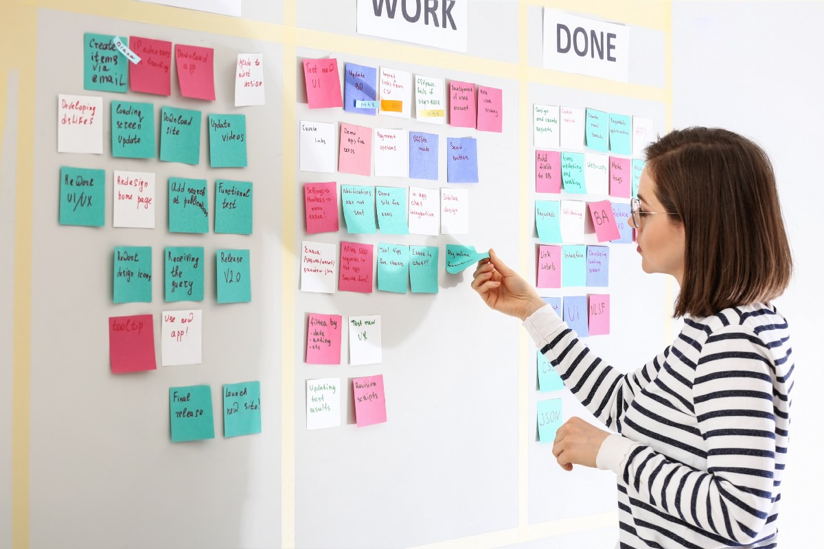 4 Scrum Methods to Boost Productivity in Your Everyday Life | by Mallory Kim | Sep, 2020