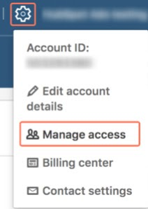 manage user access in linkedin