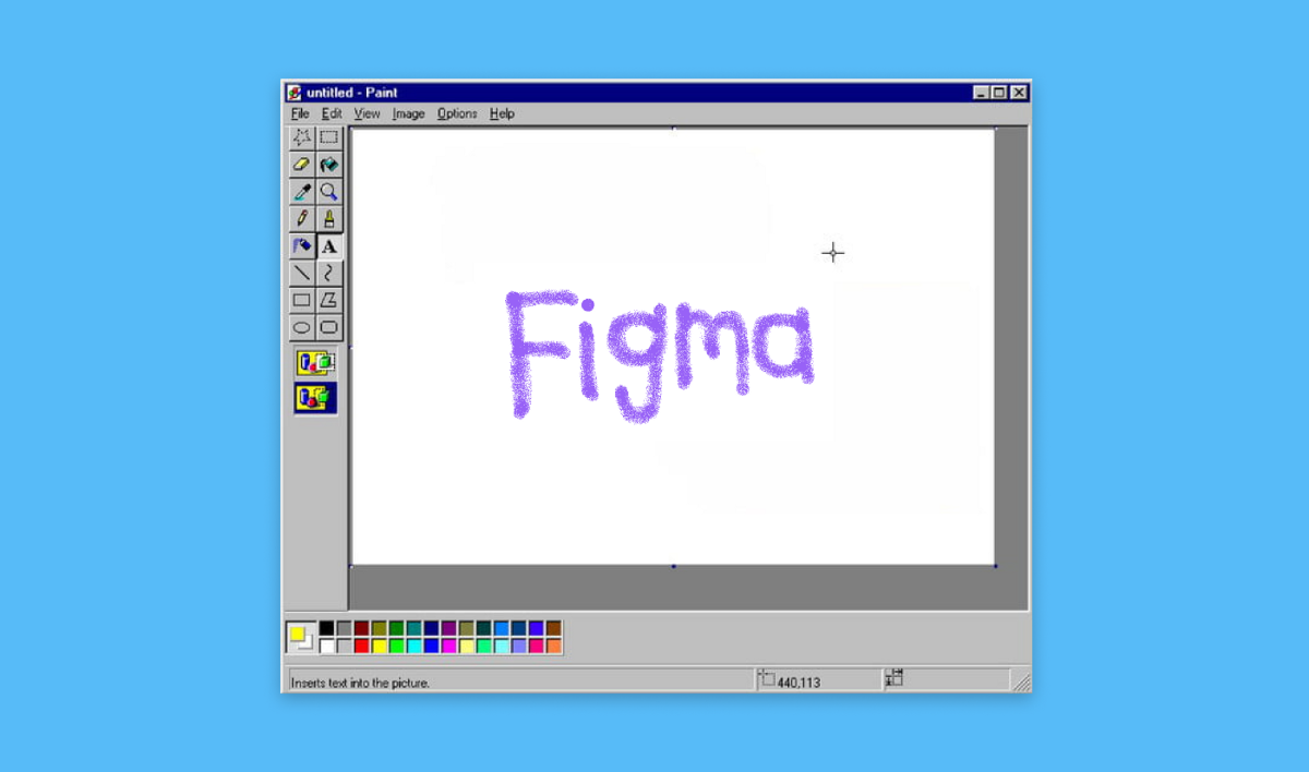 Why I'm Switching from Figma to Microsoft Paint | by Jaycee Day | Sep, 2020