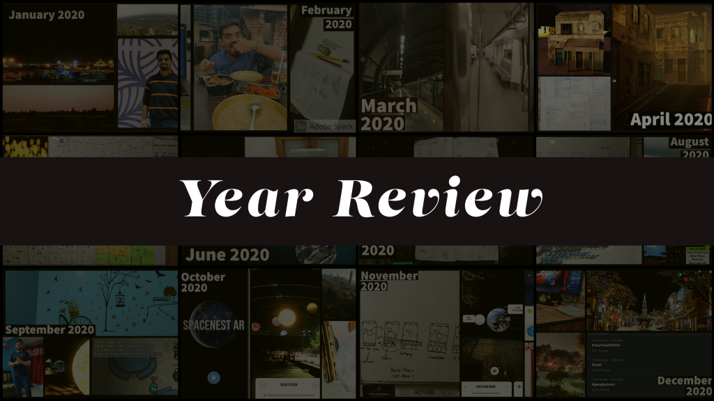 Year in Review — 2020