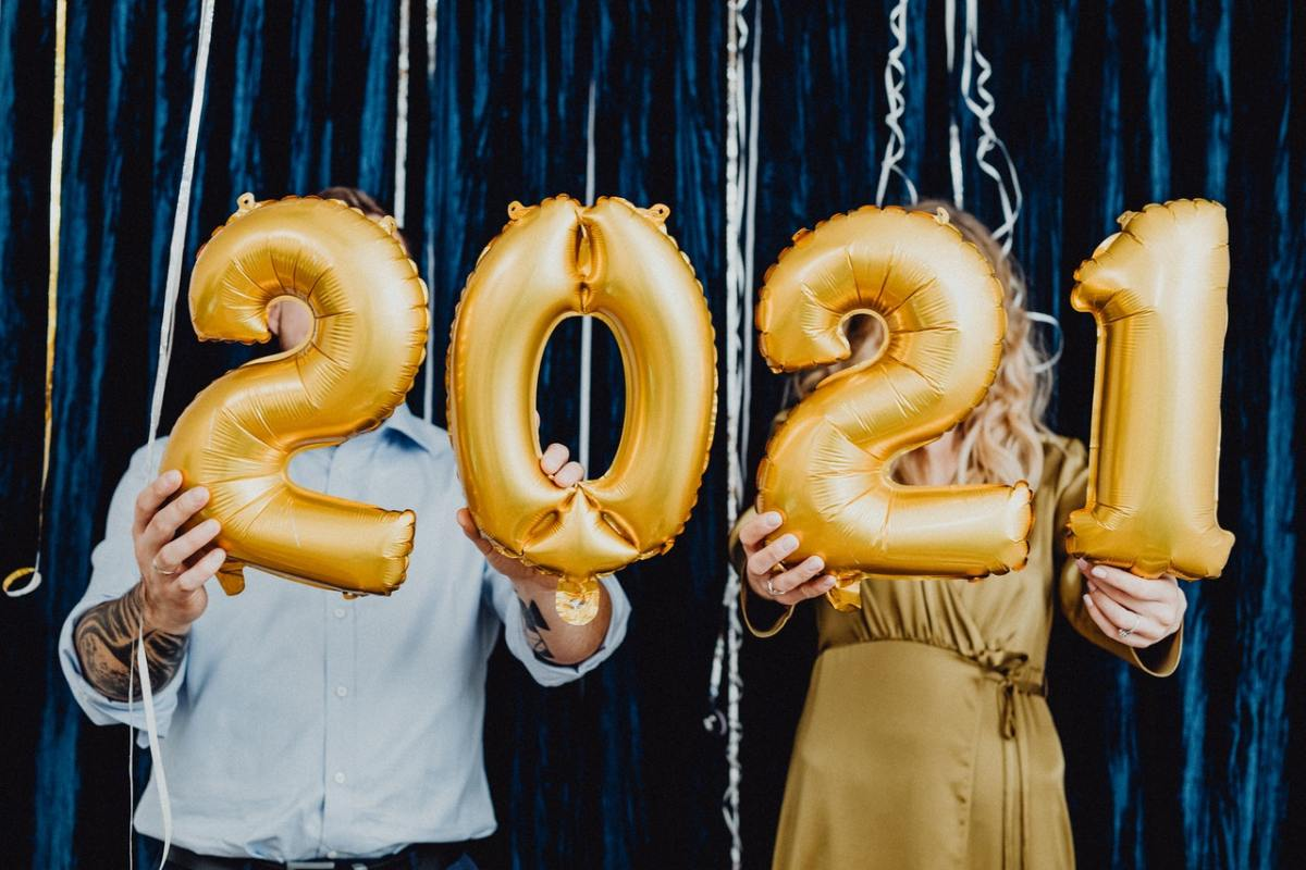 Happy 2021 From the Clix Marketing Team!
