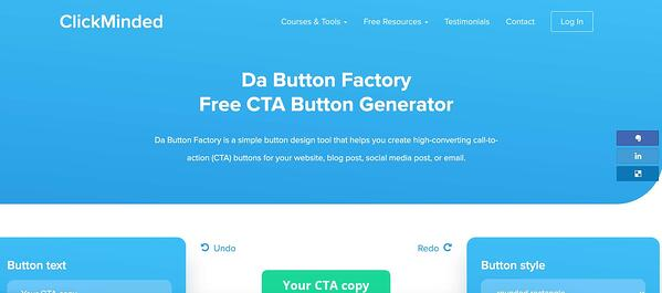 clickminded cta call to action tool