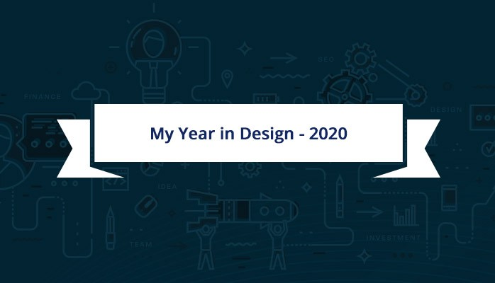 My Year in Design — 2020. I started doing these year end… | by Pedro Canhenha | Jan, 2021