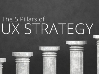 The 5 pillars of UX strategy. These 5 things drive UX product… | by Daniel Birch | Apr, 2021