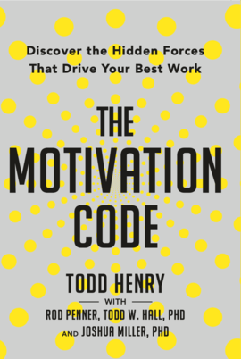 What kind of designer are you? Finding out your 'motivation code'. (part 1) | by Emily Niemann | Apr, 2021