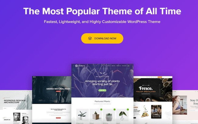 25 of the Best Free WordPress Themes for Bloggers in 2021