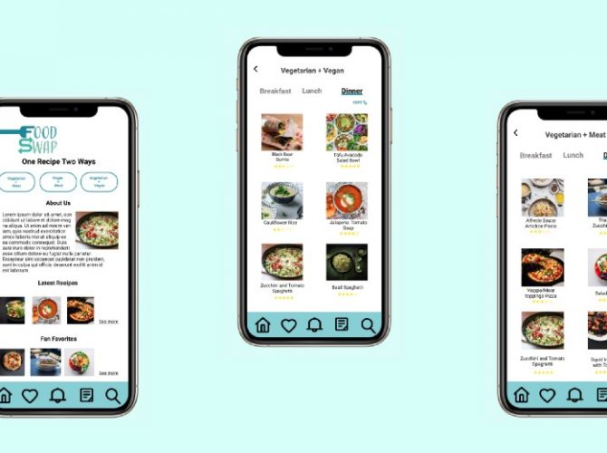 Case study: Food substitution recipe app | by Mansi Shah | May, 2021