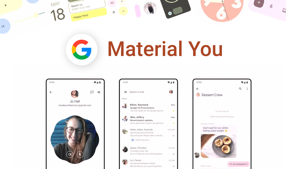 Google's Material You: New Design System for Android. | by Jaskaran Singh | May, 2021