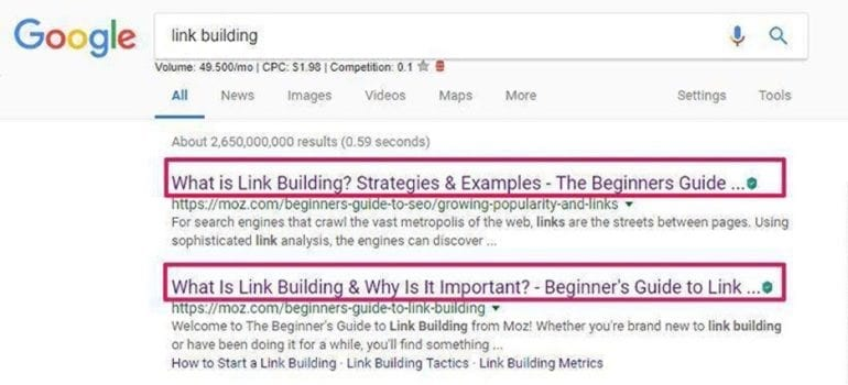 How to Avoid Keyword Cannibalization