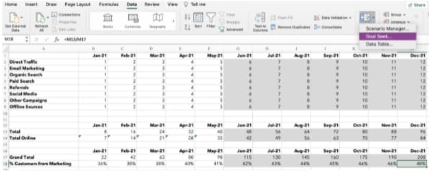 Your Brief Guide to Using Goal Seek in Excel