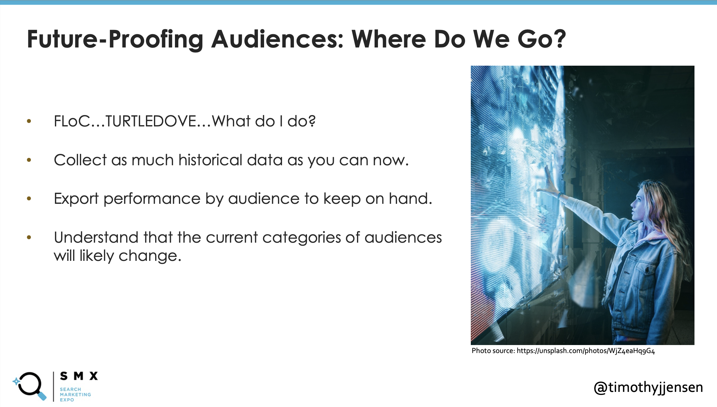 SMX Advanced Recap: Layer Up! Audiences You Should Add To Your Search Campaigns [Clix Speakers Series]