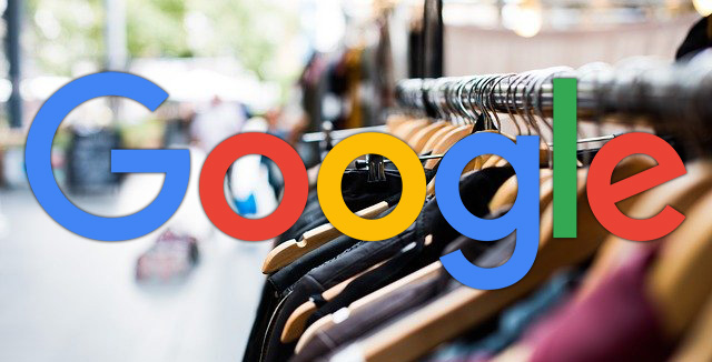 Large Google Popular Products Section